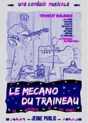 mecano-traineau