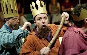 Le Roi sans royaume