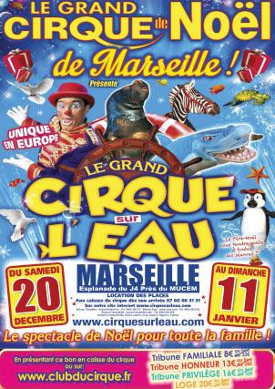 Cirque Eau