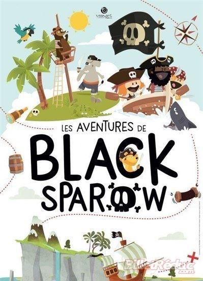 Black-Sparrow-LArt-Dû